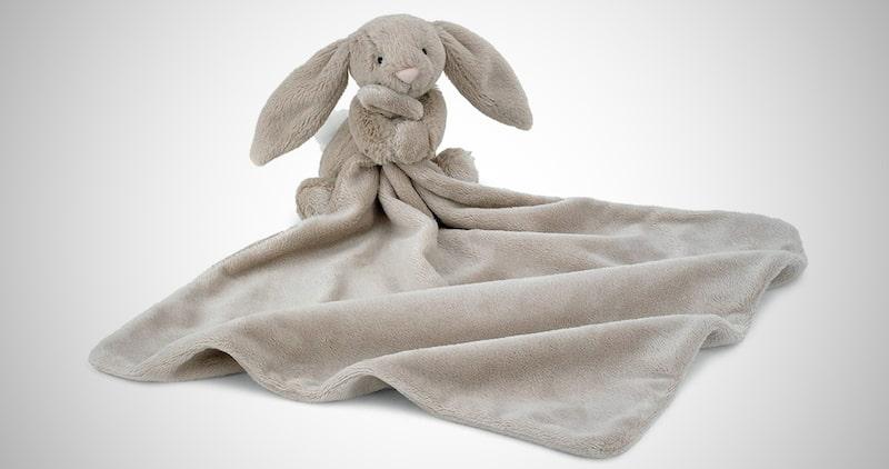 Jellycat Bashful Beige Security Blanket