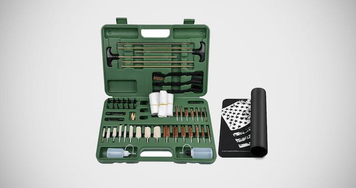 iunio Universal Gun Cleaning Kit