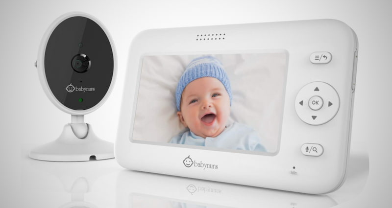 Babynurs Baby Monitor