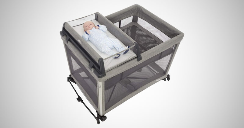 HALO Sleep System Diaper Changer