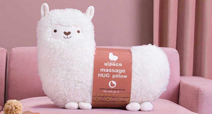 Llama Alpaca Hug Pillow Doll