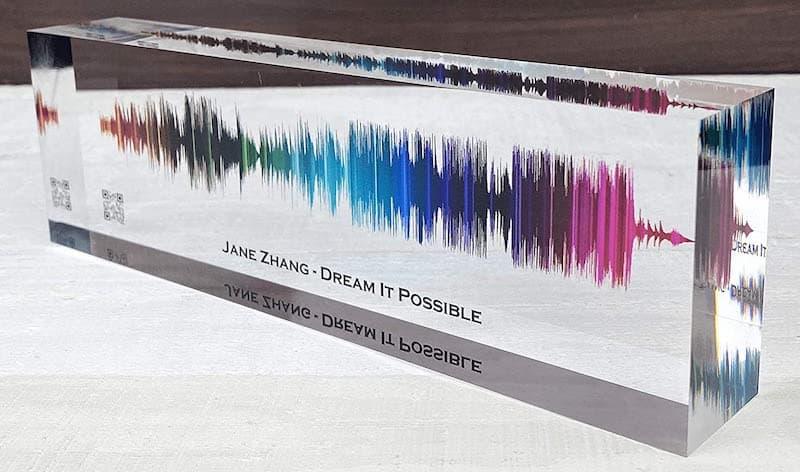 Artblox Soundwave Art