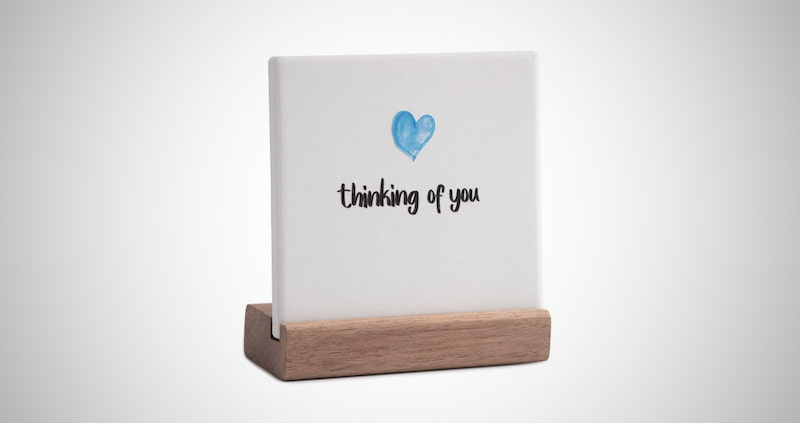 Thinking of You Wooden Stand
