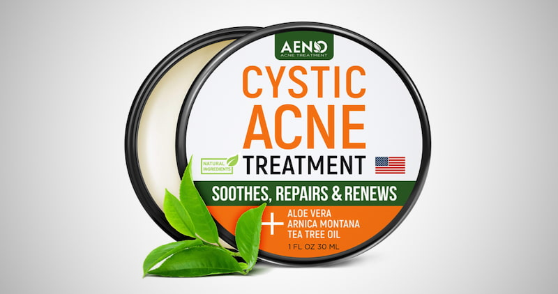 Cystic Acne Treatment & Scar Remover