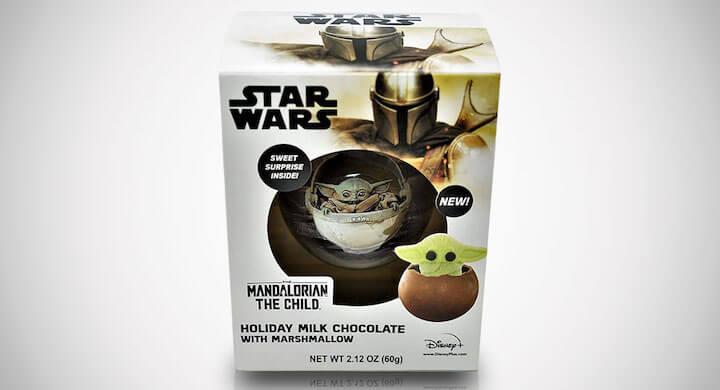 The Mandalorian Holiday Chocolate Ball