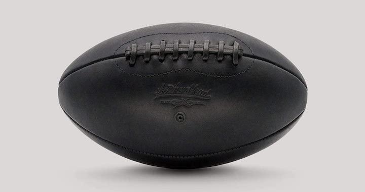 Leatherhead Sports Leather Football