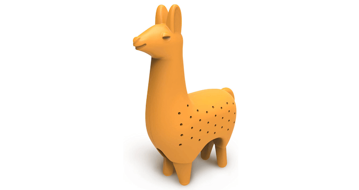 Fred Llama Silicone Infuser