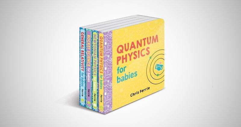 Baby University Board Book Set
