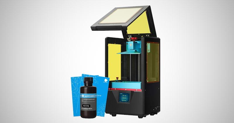 Ultra Fast Printing Resin 3D Printer