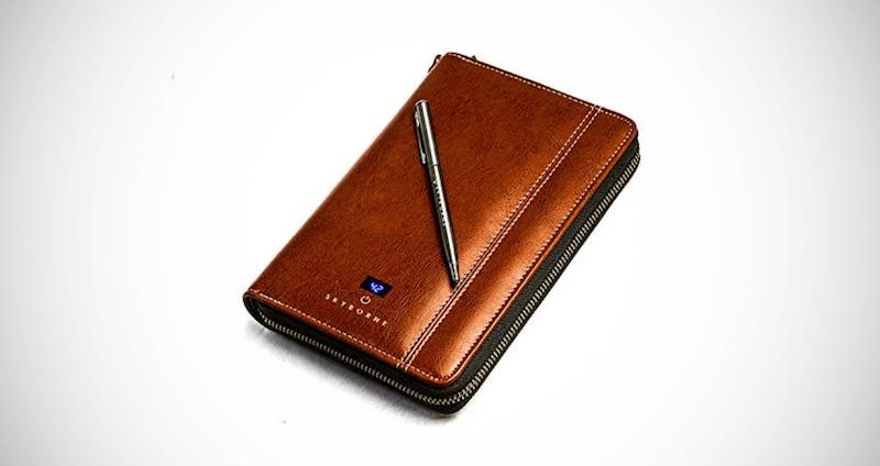 iTravel Luxury Theftproof Wallet