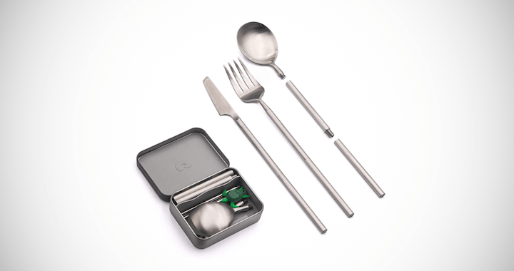 Outlery Portable & Reusable Cutlery Set
