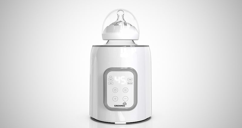 5-in-1 Fast Baby Bottle Warmer