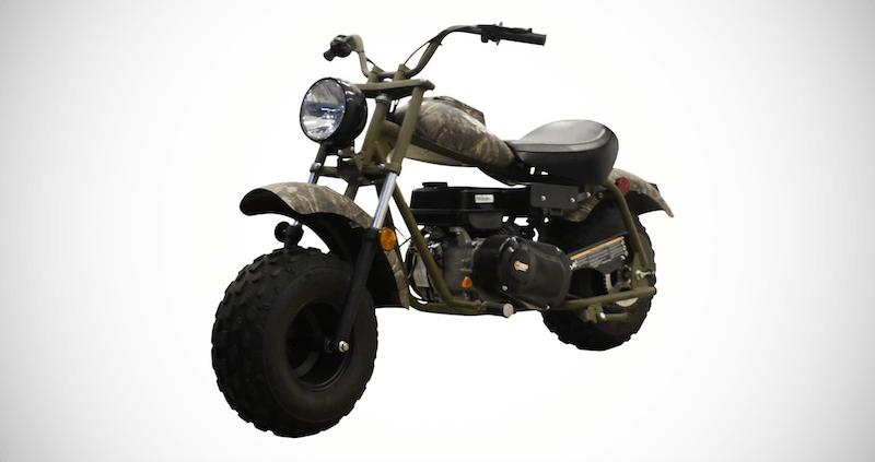 Massimo Mini Moto Trail Bike
