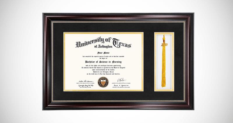 GraduationMall Diploma Frame