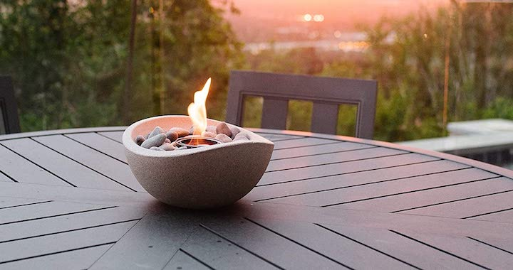 Terra Flame Table Top Fire Bowl