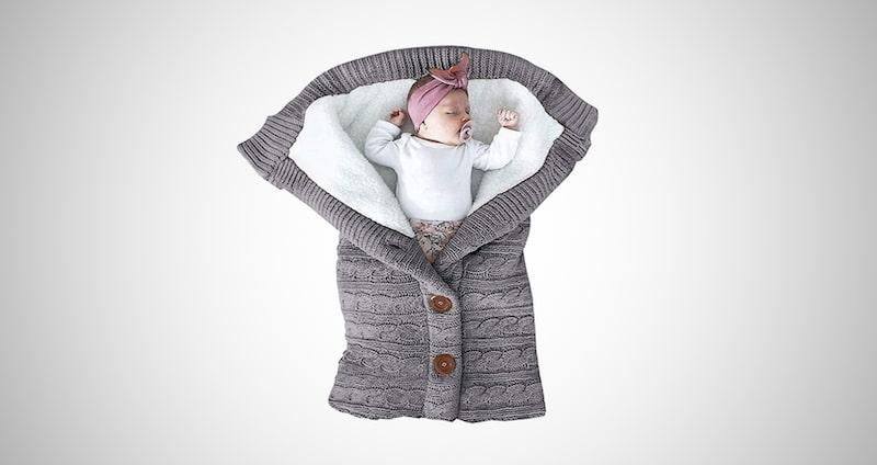 Infant Swaddle Blanket