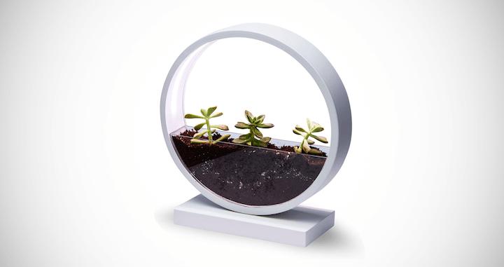 Indoor LED Planter