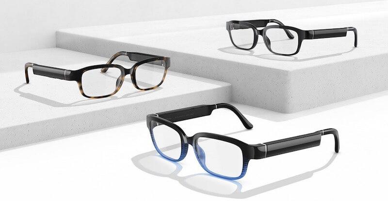 All-new Echo Frames