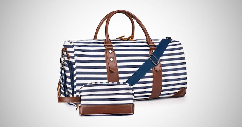 """Oflamn 21"""" Weekender Bags"""