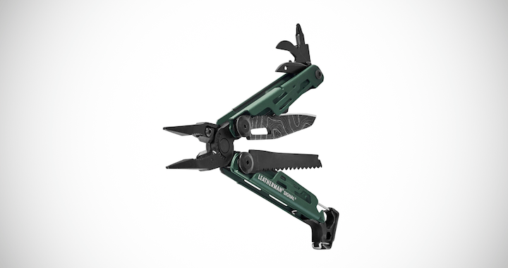 Leatherman Signal Camping Multitool