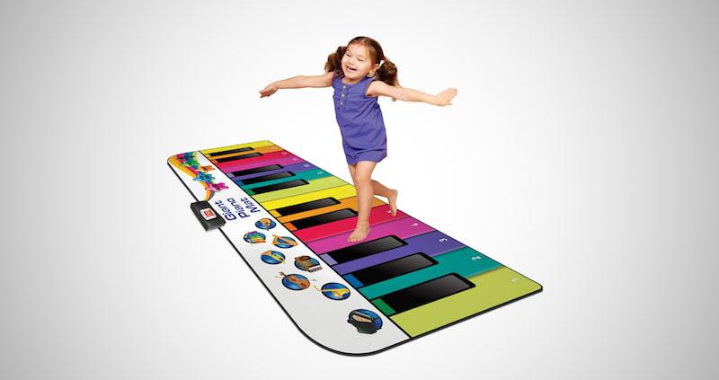 Kidzlane Floor Piano Mat