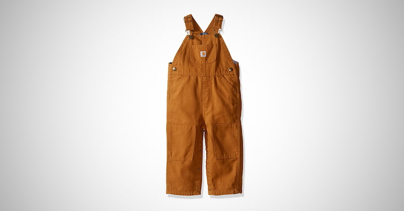Carhartt Baby Boys' Canvas Overall