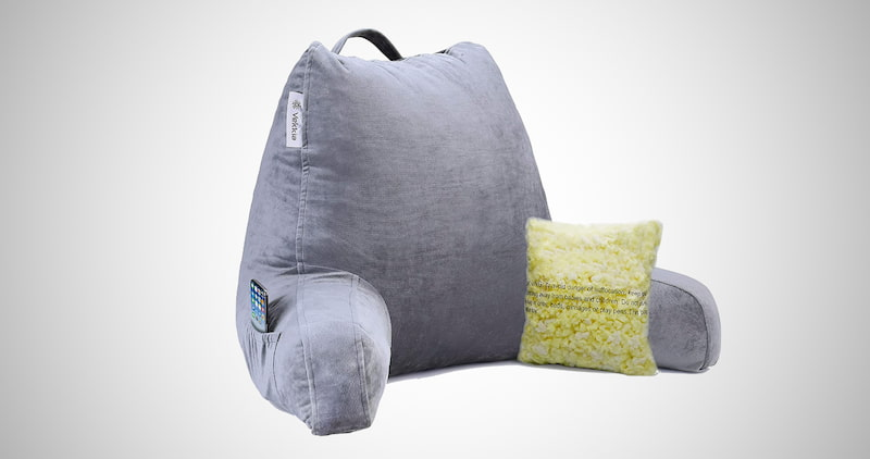 Vekkia Reading & Bed Rest Pillow
