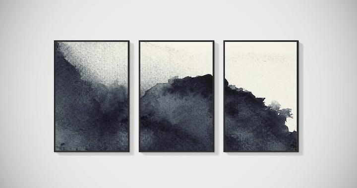 NWT Framed Canvas