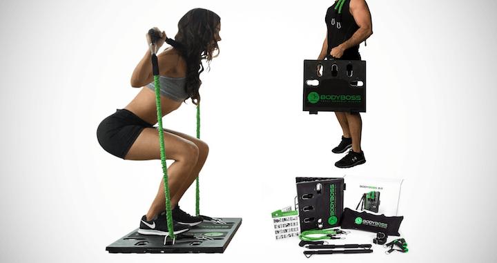 BodyBoss 2.0 Portable Home Gym