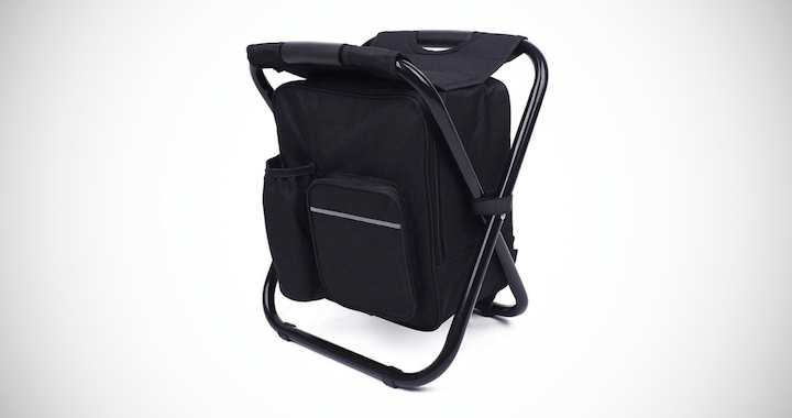 3 in 1 Cooler Backpack Chair