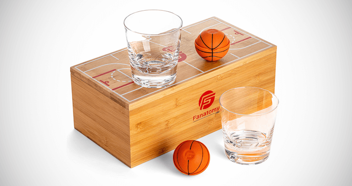 Sports Themed Whiskey Sets