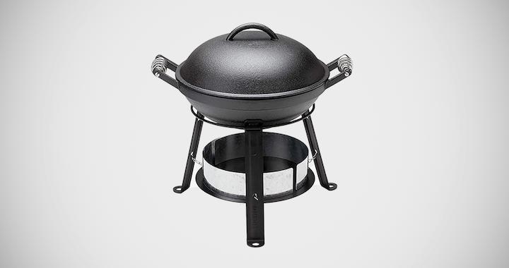 Barebones Cast Iron Grill