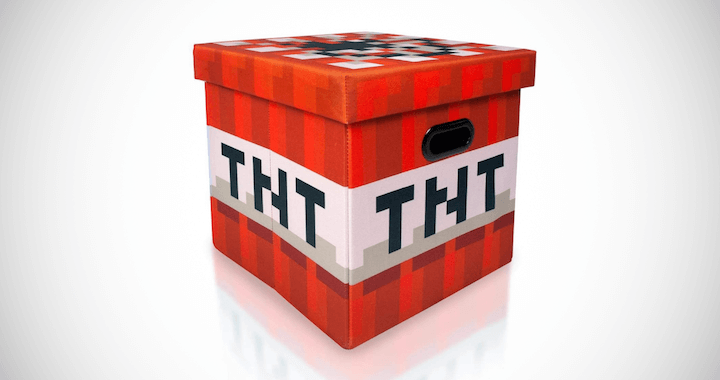 Minecraft TNT Block Organizer