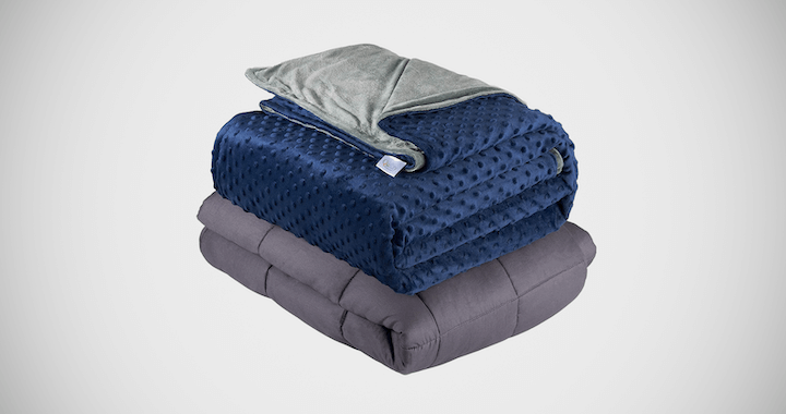 Quility Cotton Adult Weighted Blanket