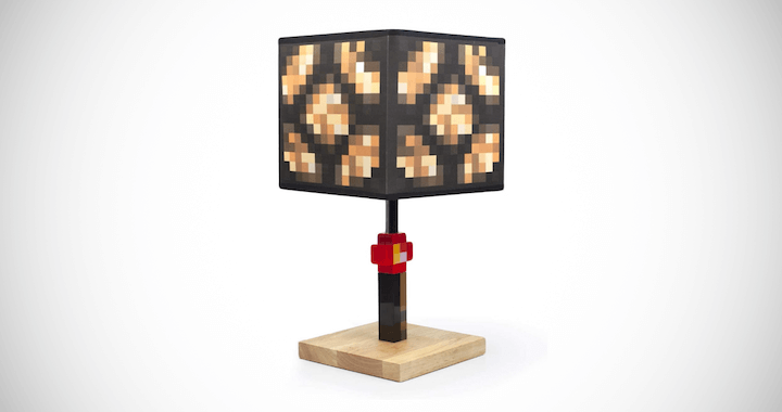 Minecraft Glowstone LED Night Light
