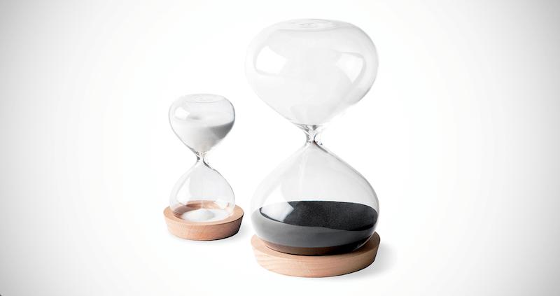 OrgaNice Hourglass Sand Timer