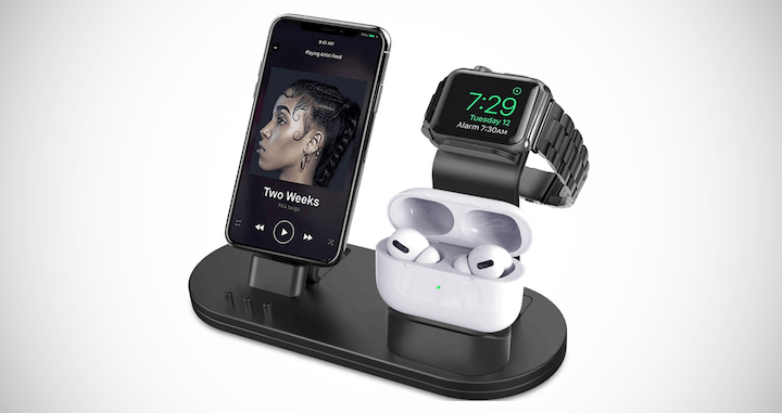 OLEBR 3 in 1 Charging Stand
