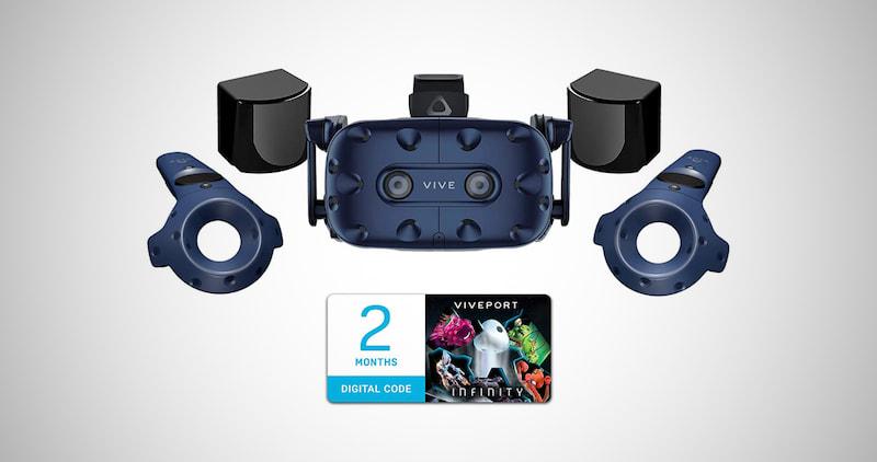 HTC VIVE Pro VR System