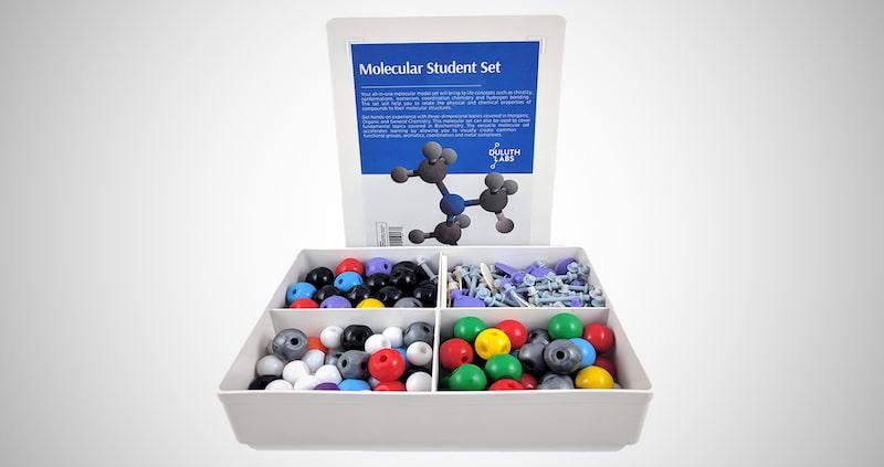 Inorganic & Organic Chemistry Model Kit