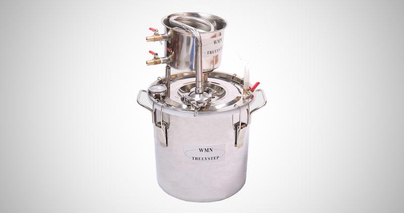 Stainless Home Distiller