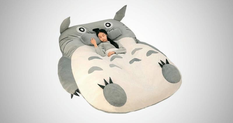 Totoro Sleeping Bag Sofa Bed