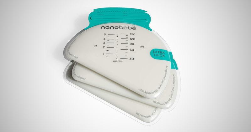 Nanobébé Breastmilk Storage Bags