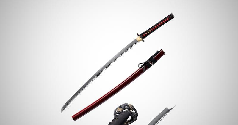Handmade Samurai Sword