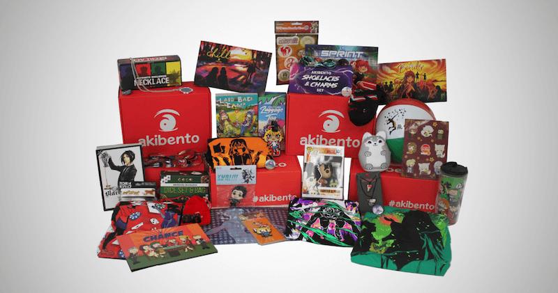 Akibento Anime Subscription