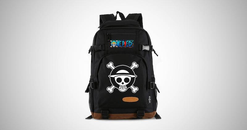 One Piece School Bag