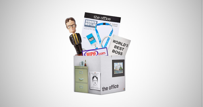 Official The Office Mystery Collectors Box