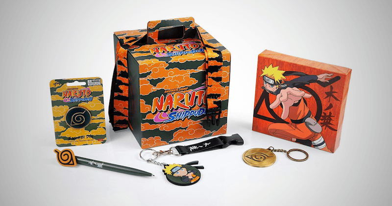 Naruto Shippuden Konoha Mystery Box