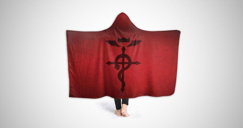 Fullmetal Alchemist Blanket