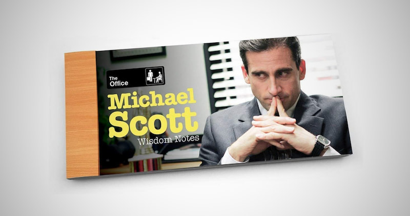 Michael Scott Wisdom Notes