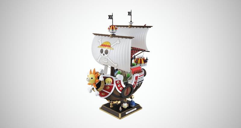 One Piece New World Ship